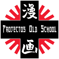Projectos Old School Logo